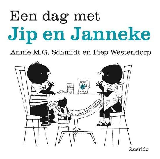 Kinderboeken Een dag met Jip en Janneke