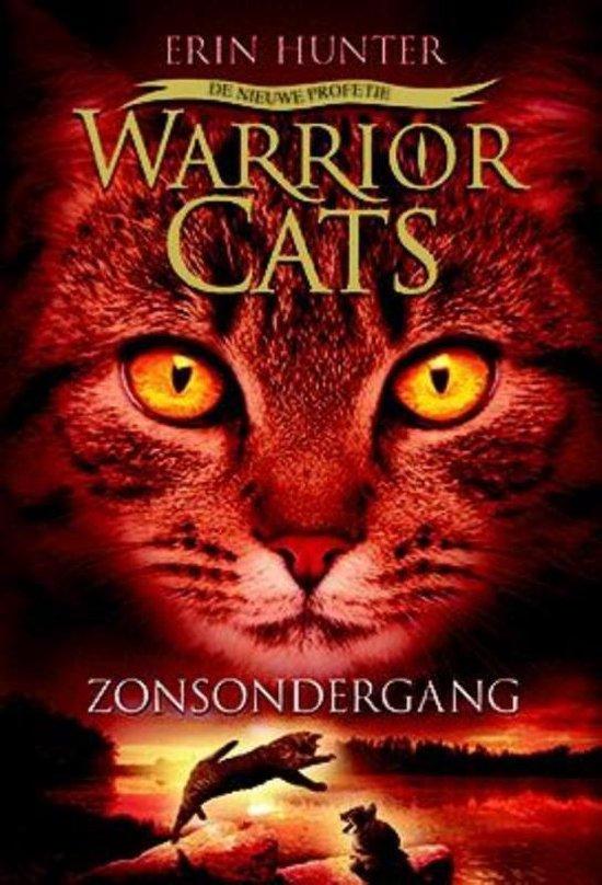 Warrior Cats | De nieuwe profetie 6 - Zonsondergang - Erin Hunter |