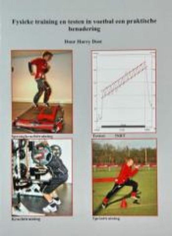 Fysieke training en testen in voetbal - H. Dost |