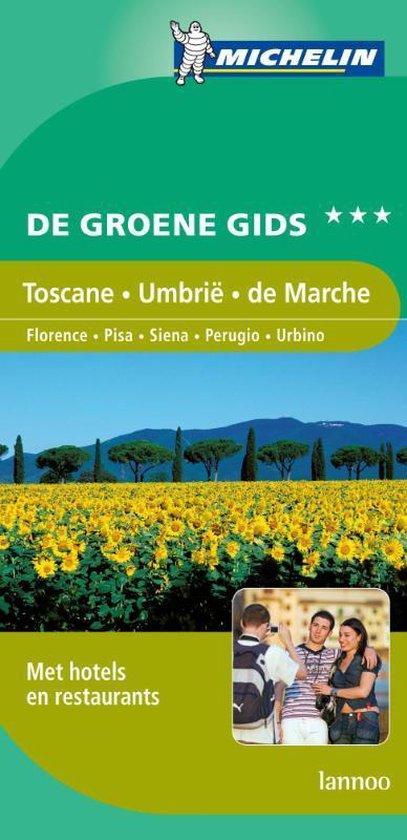 Toscane Umbrie de Marche - Michelin |