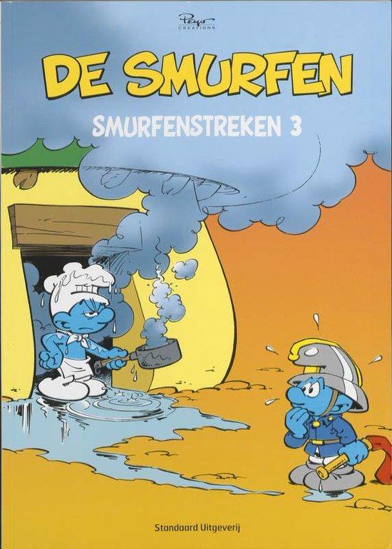 De Smurfen Smurfenstreken 03 - Peyo  