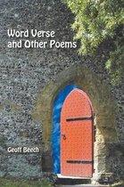 Boek cover Word Verse and Other Poems van Geoff Beech
