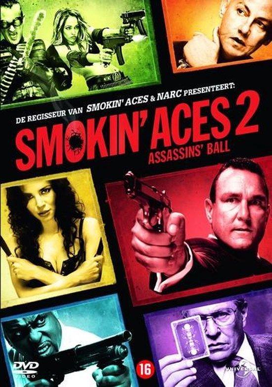 Cover van de film 'Smokin' Aces 2 - Assassin's Ball'