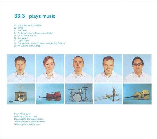 Plays Music