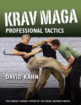 Boek cover Krav Maga Professional Tactics van David Kahn