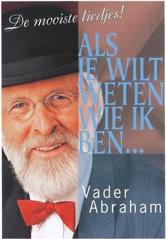 Cover van de film 'Als Je Wilt Weten Wie Ik Ben'