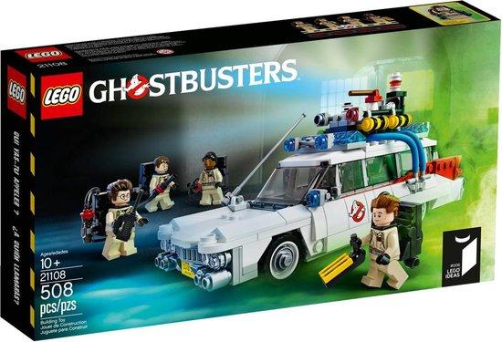 LEGO Ideas Ghostbusters Ecto-1 - 21108
