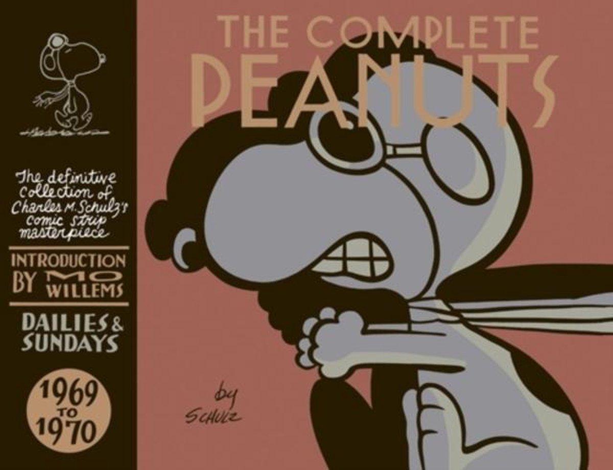 The Complete Peanuts 1969-1970 - C. Schulz