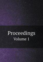 Proceedings Volume 1