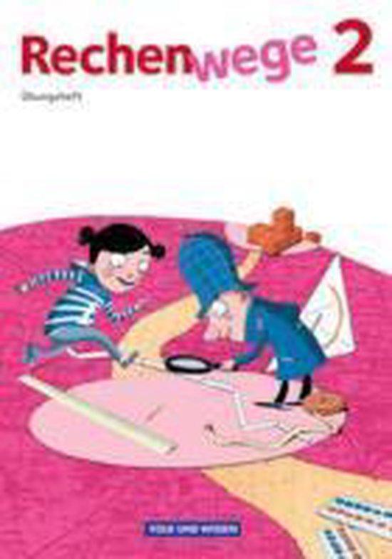 Boek cover Rechenwege Nord/Süd 2. Schuljahr. Übungsheft van Mandy Fuchs (Paperback)