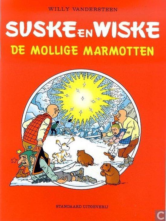 S&w familiestrip '94 mollige marmotten - Auteur Onbekend |