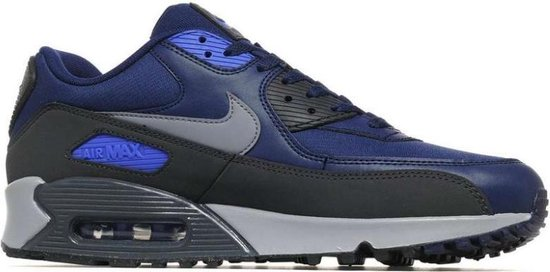 nike air max 90 blauw heren
