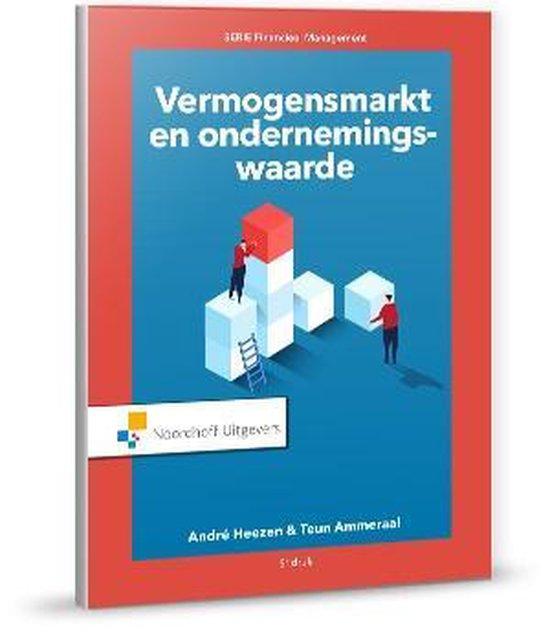 Boek cover De financiële functie: Vermogensmarkt en ondernemingswaarde van A.W.W. Heezen (Paperback)