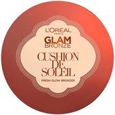 L'Oréal Glam Bronze Cushion de Soleil Bronzer