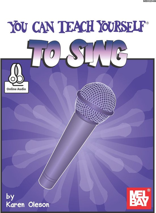 Omslag van You Can Teach Yourself to Sing