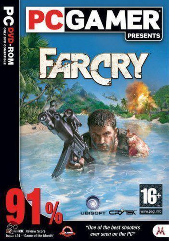 Far Cry (dvd-Rom) (mastertronic)