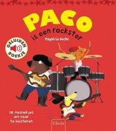 Boek cover Paco is een rockster van Magali le Huche