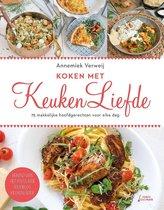 Boekomslag van 'Koken met keukenLiefde'