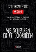 Darum Scheurkalender 2019