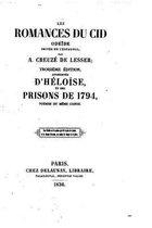 Les Romances Du Cid, Od ide Imit e de l'Espagnol