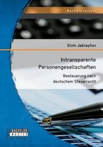 Intransparente Personengesellschaften