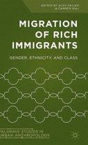Boek cover Migration of Rich Immigrants van Alex Vailati