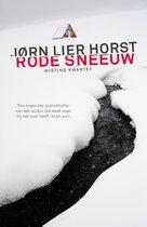 Boek cover Wisting Kwartet 1 -   Rode sneeuw van Jørn Lier Horst (Paperback)