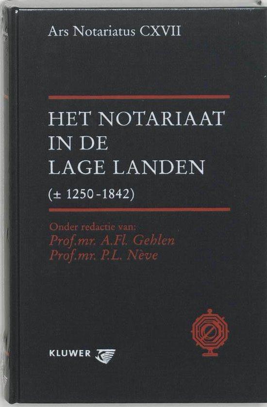 De geschiedenis van het notariaat in de lage landen - Ghelen |