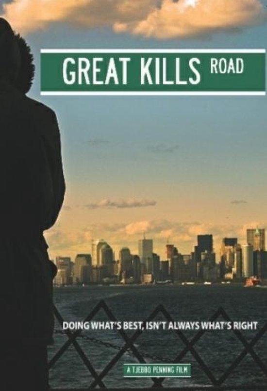 Cover van de film 'Great Kills Road'