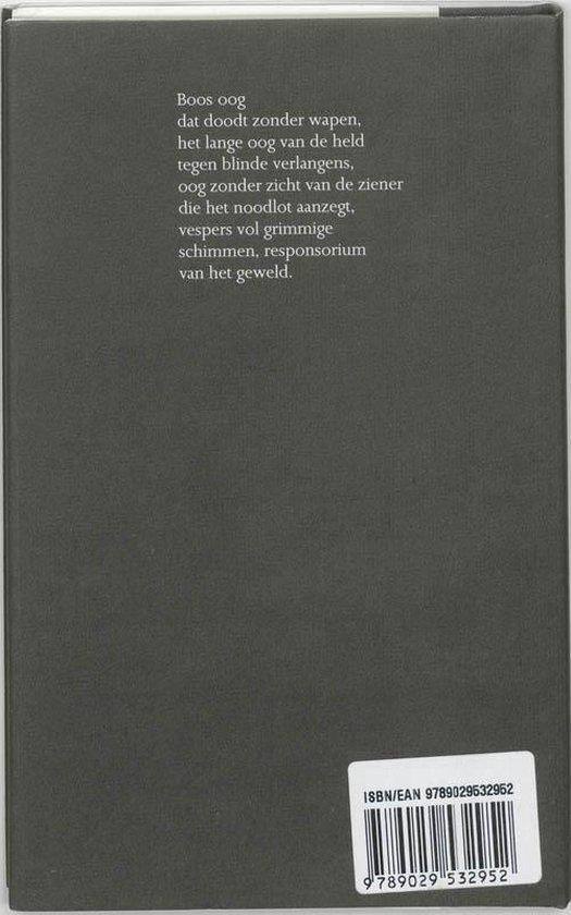 Het Gezicht Van Het Oog - Cees Nooteboom | Fthsonline.com