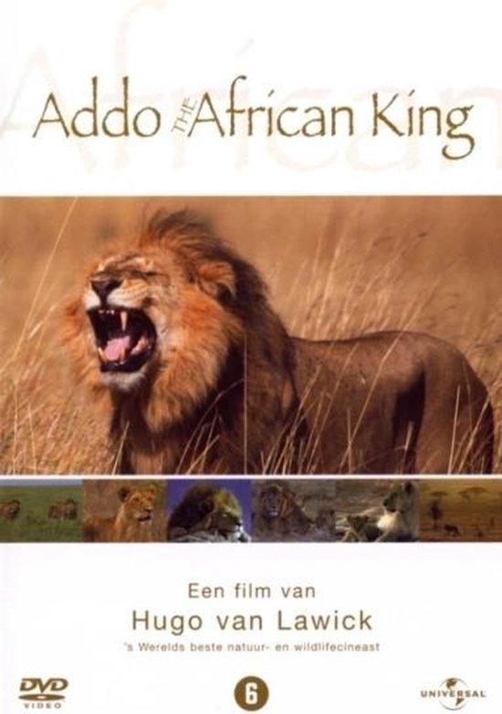 Cover van de film 'Addo - The African King'