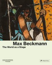 Boek cover Max Beckmann van Kunsthalle Bremen