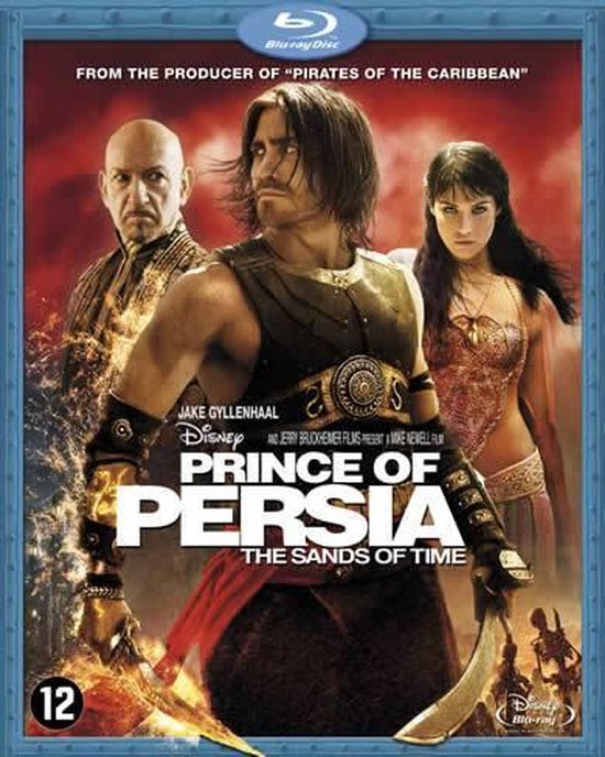 Cover van de film 'Prince Of Persia: The Sands Of Time'