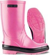 Nokian Footwear - Rubberlaarzen -Reef- (Everyday) rose/zwart, maat 36 [418-118-36]