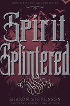 Omslag Spirit Splintered