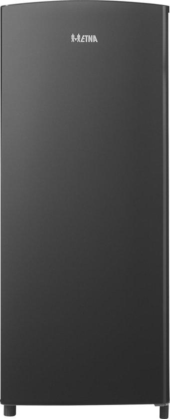 Koelkast: ETNA KVV3128ZWA - Koelkast met vriesvak - Zwart, van het merk ETNA