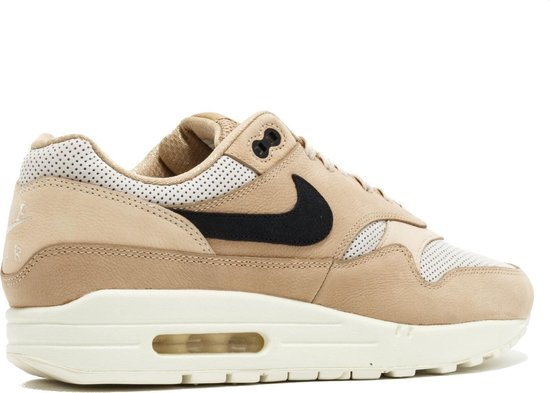 bol.com | Nike Sneakers Air Max 1 Pinnacle Dames Beige Maat 35,5