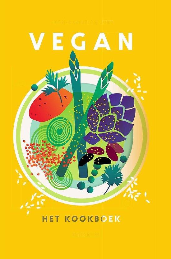 Boekomslag voor VEGAN - Het kookboek