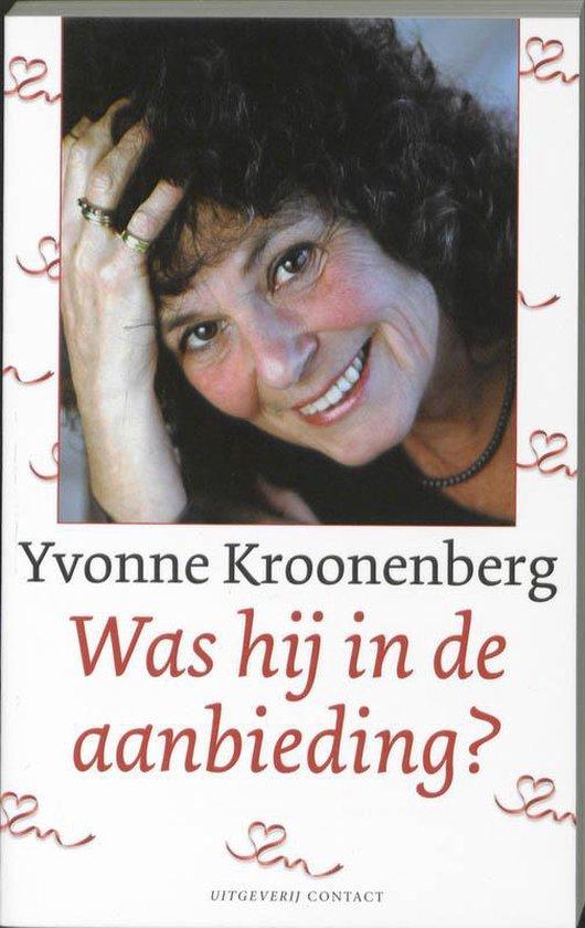 Was hij in de aanbieding? - Yvonne Kroonenberg | Readingchampions.org.uk