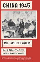 Boek cover China 1945 van Richard Bernstein