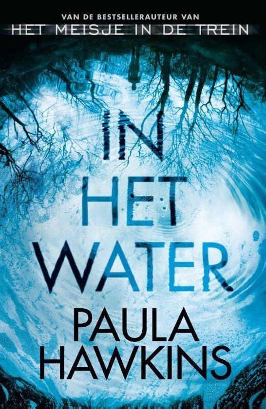 Boek cover In het water van Paula Hawkins (Onbekend)