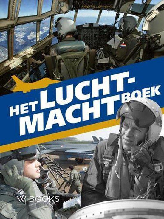 Boek cover Het luchtmacht boek van Henk Kaufmann (Hardcover)