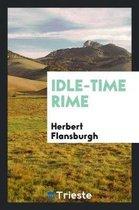 Idle-Time Rime