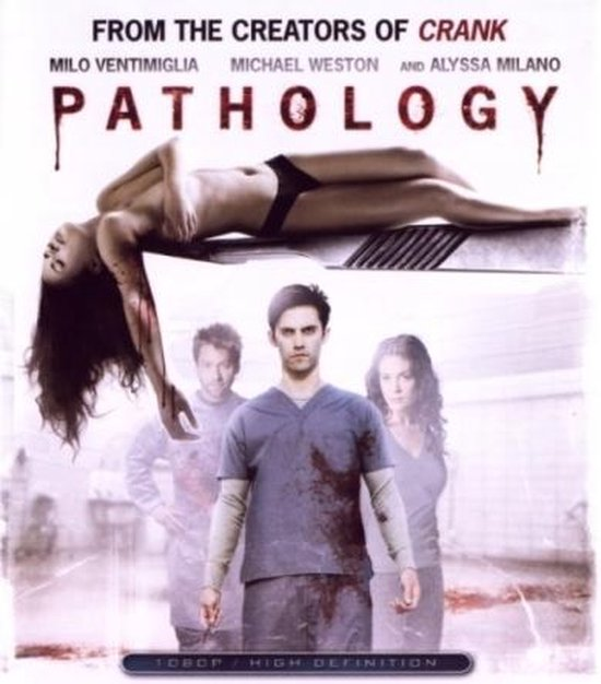 Cover van de film 'Pathology'