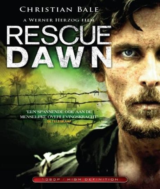 Cover van de film 'Rescue Dawn'