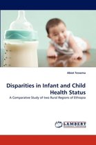 Omslag Disparities in Infant and Child Health Status