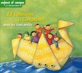 18 Chansons Et Comptines