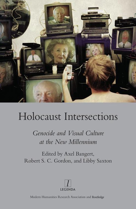 Boek cover Holocaust Intersections van Axel Bangert (Onbekend)