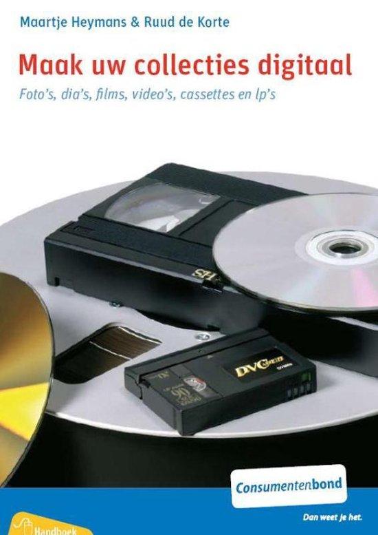 PC handboek - Maak uw collecties digitaal - Maartje Heymans |