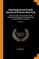 Genealogical and Family History of Western New York